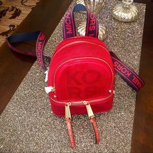 NWT Small MK Convertible Backpack